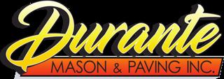 Durante Mason & Asphalt Paving, Inc. Logo